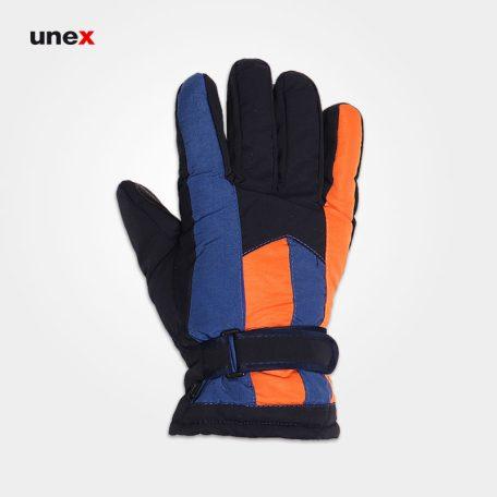 دستکش موتور سواری رنگی واتر، ابزار ایمنی شهپر، دستکش چرمی ، ایرانی
