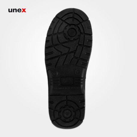 کفش ایمنی تابستانی، ابزار ایمنی شهپر، کفش ایمنی، مشکی، سایز ۴۰ تا ۴۵، ایرانی