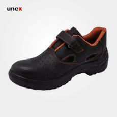 کفش ایمنی یونکس تابستانی مشکی