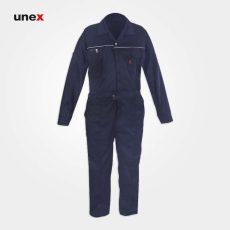 لباس کار یونکس یکسره ۵۵۰ گرم سرمه ای