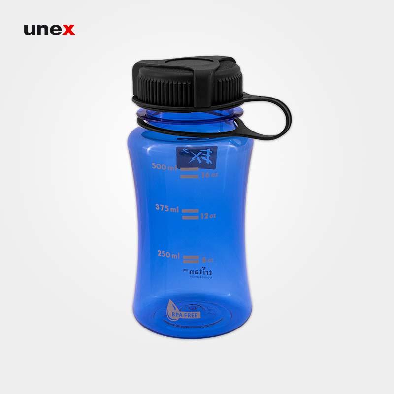 بطری آب، هلال، آبی، ایرانی