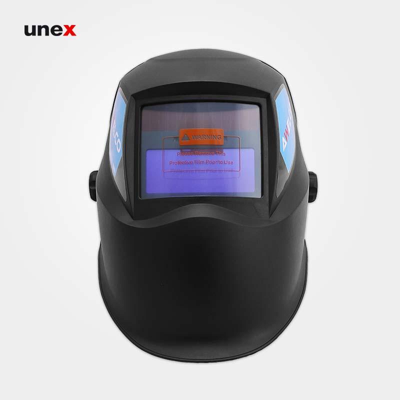 کلاه ماسک اتوماتیک جوشکاری اولکو 2000E11