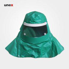 کلاه مقنعه ضد اسید نورس FS2N سبز