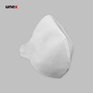 ماسک تاشو سه لایه سفید