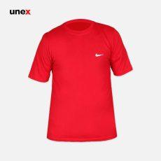 تی شرت یونکس نایک قرمز