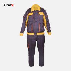 لباس کار یونکس لیون طرح بوفالو