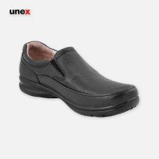 کفش اداری فرزین گریدر مشکی